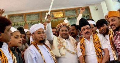 टीपू सुल्तान की जयंती को लेकर कर्नाटक में बवाल, बीजेपी का प्रदर्शन, कई हिरासत में